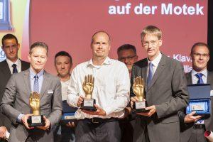 SCOUT wins Handling Award