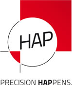 Logo HAP GmbH Dresden