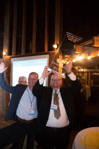 Award Ceremony 2nd Innovations Forum USA 2016