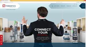 Startseite Fabmatics Website