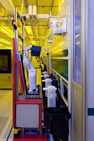 Mobile robot HERO Rail