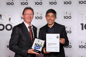 is one of Germany's top 100 innovators