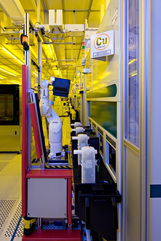 Mobiler Roboter HERO Rail
