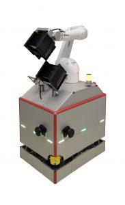 Mobile Robot HERO FAB Carrier