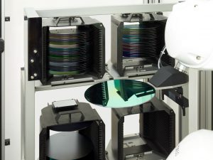 200mm Wafer Handling
