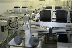 LUNA Robot Cell