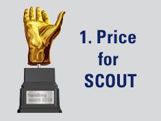 Handling Award 2014 SCOUT