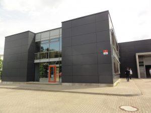 Neuer Firmensitz Fabmatics