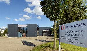 New Fabmatics Headquarter