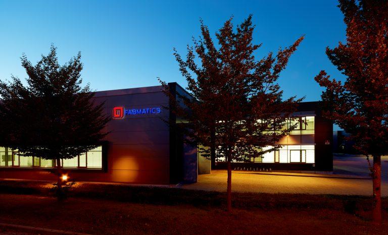 Der neue Firmensitz der Fabmatics GmbH