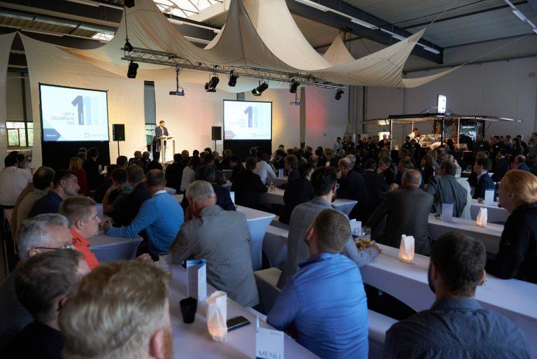 Anniversary Event of Fabmatics GmbH
