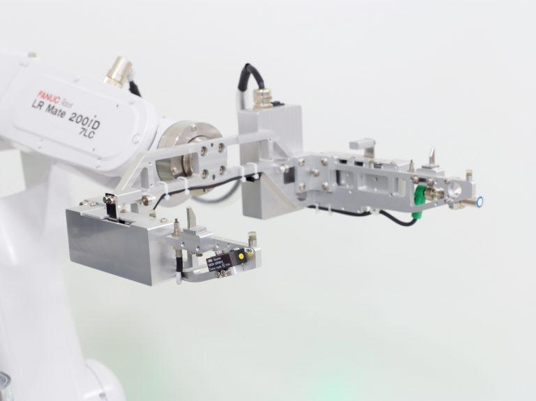 Mobiler Roboter Greifer