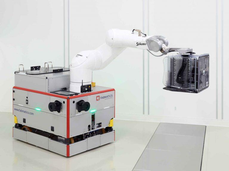 Mobiler Roboter Hero Fab