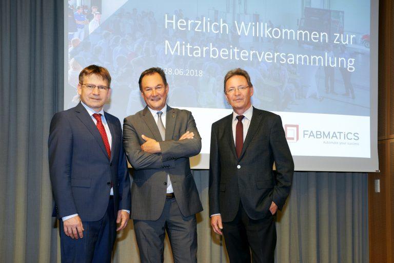 Geschäftsführer von Fabmatics GmbH