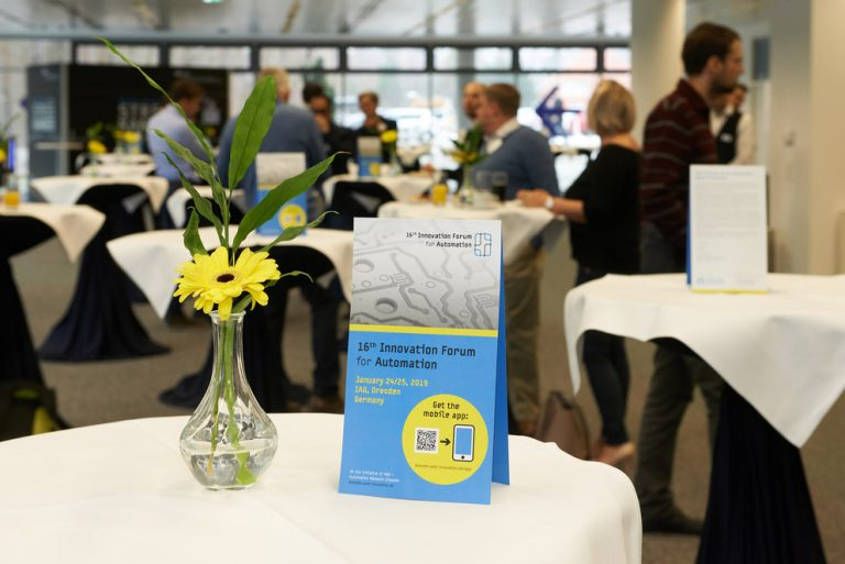 16th Innovation Forum for Automation Dresden