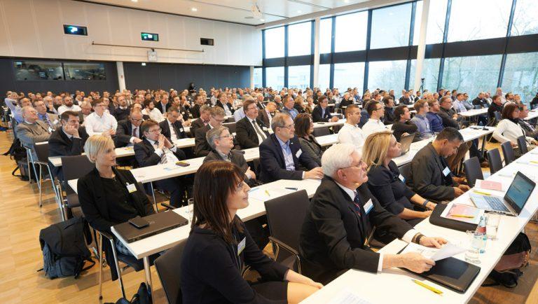 Fachpublikum des 16th Innovation Forum for Automation