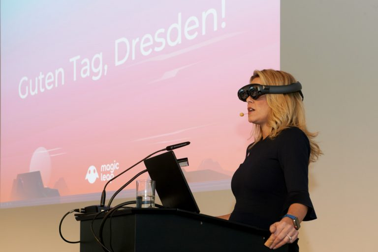 Lorie Banks presents Magic Leap One