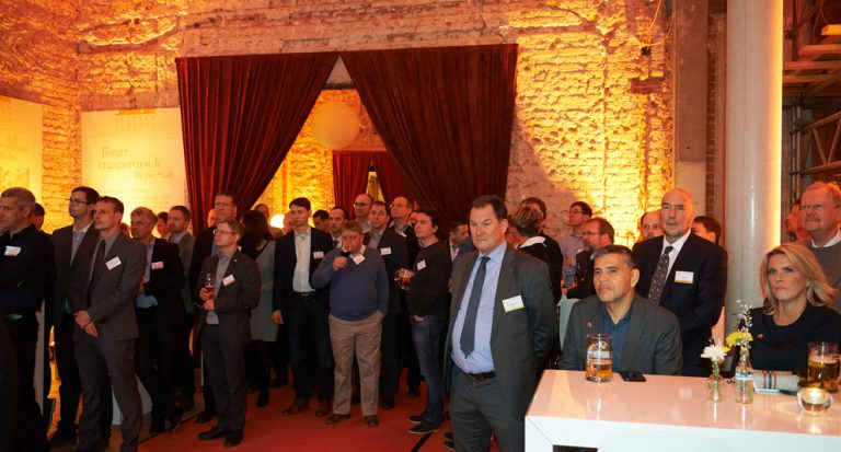 Abendveranstaltung des 16th Innovation Forum for Automation