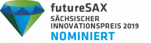 Logo futureSAX Saxon Innovation Award