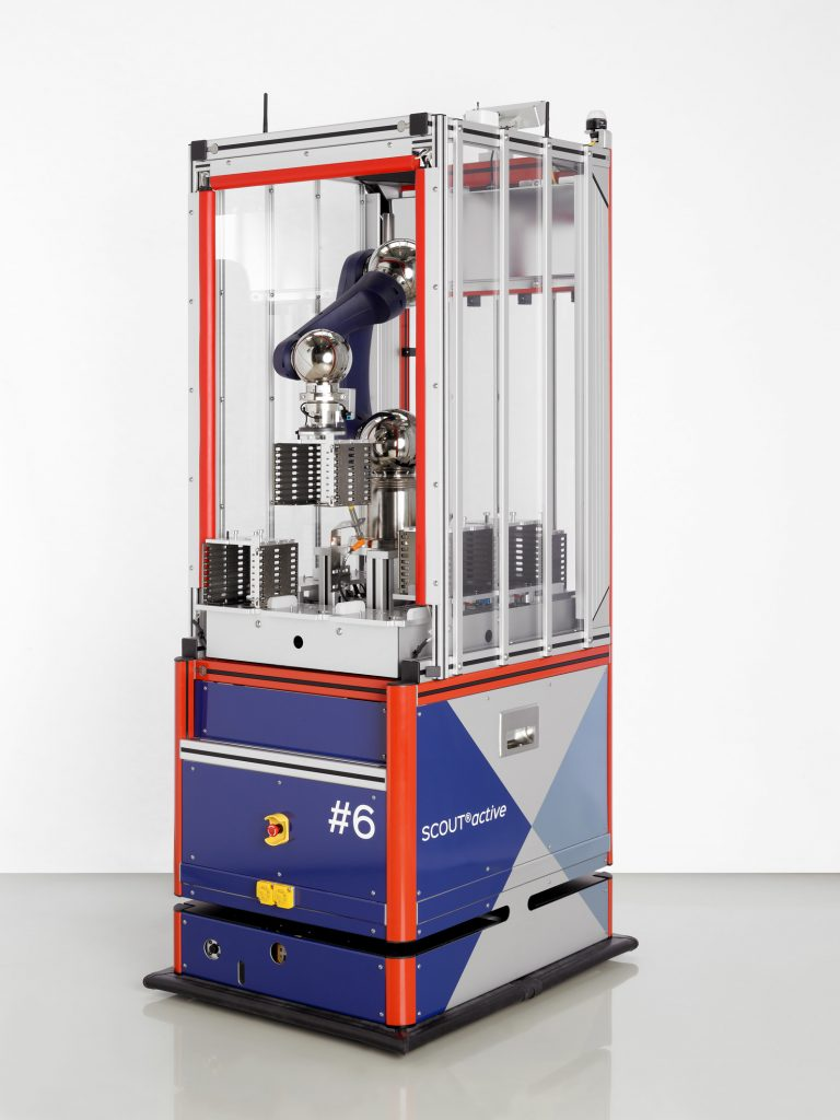 Mobiler Roboter SCOUT®active
