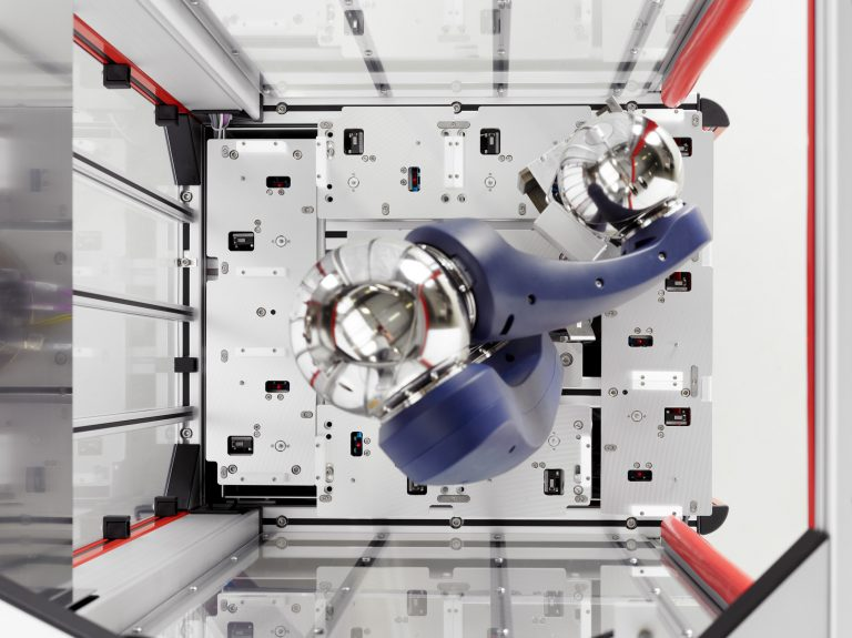 Mobiler Roboter SCOUT®active - Buffer