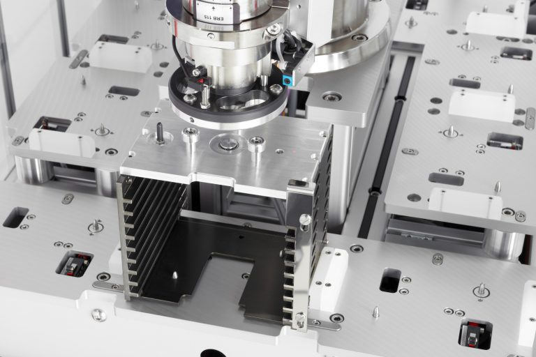 Mobile Robot SCOUT®active cassette handling