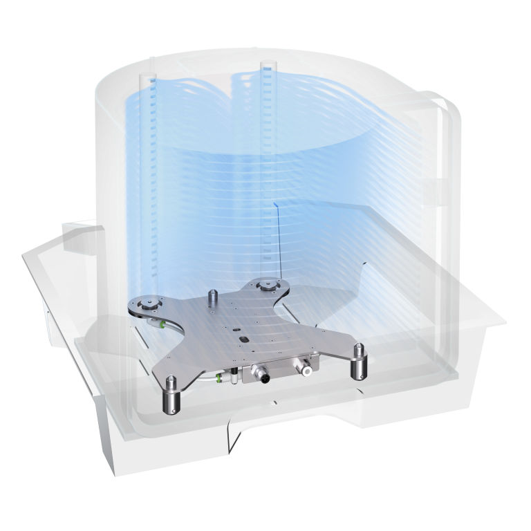 ZFS Advanced Purge Nest Unit (APNU) for Spectra / A300 FOUP.