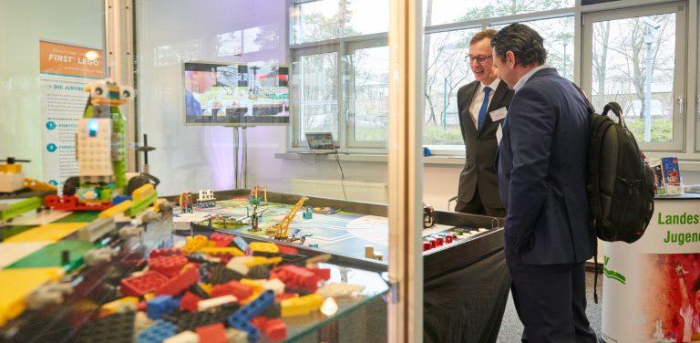 17. Innovationsforum for Automation Dresden 2020 DGUV Akademie Dresden - First Lego League