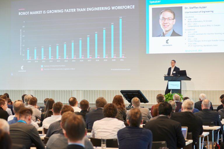 17. Innovationsforum for Automation Dresden 2020 DGUV Akademie Dresden