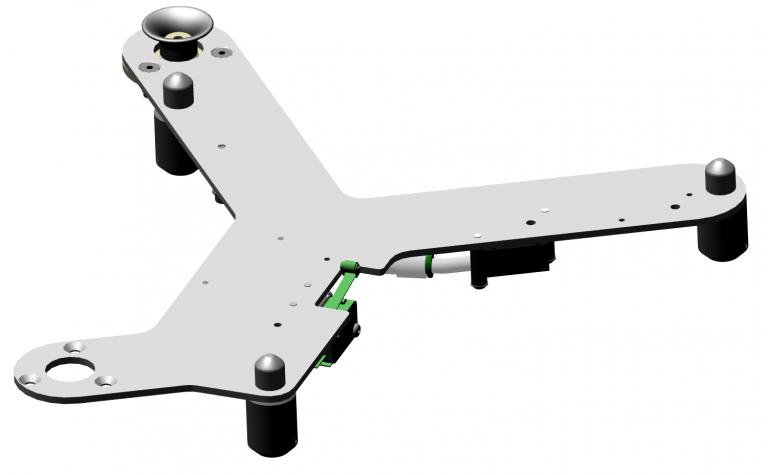 ZFS Purge Nest Unit für 300EX FOUP (optional Spectra/A300)